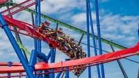 Asyik, Roller Coaster Tertinggi Dunia Telah Dibuka