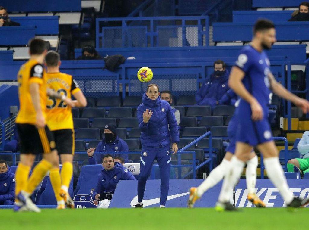 Thomas Tuchel Bukan Pilihan Pertama Chelsea