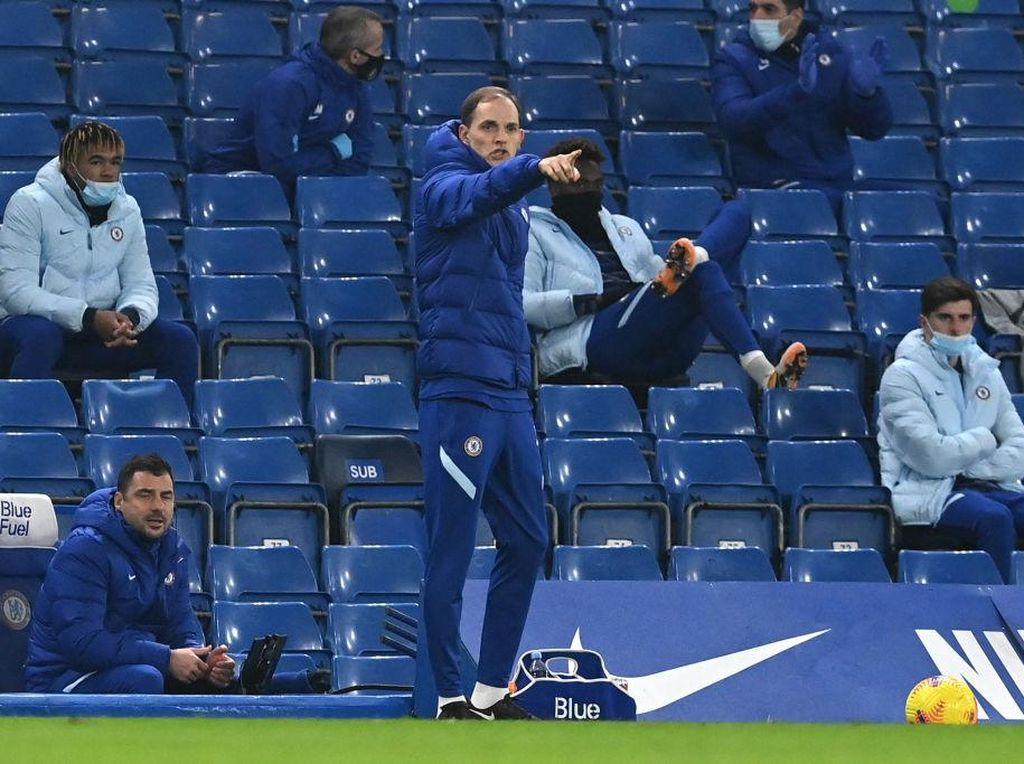 Frank Lampard Mendoakan Thomas Tuchel