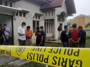 Tewas Terbakar, Pegawai PT Agama Pekanbaru Diduga Bunuh Diri