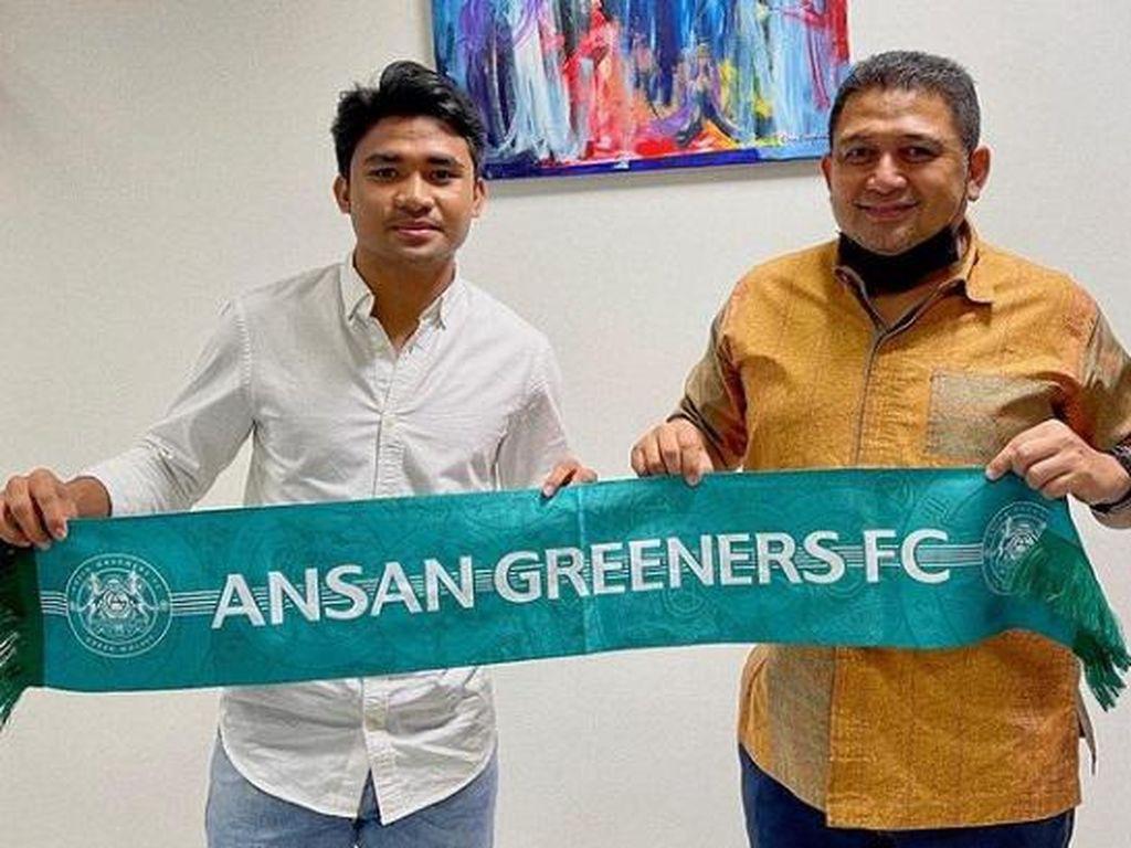 Asnawi Langsung Tancap Gas di Pekan Pertama K League 2?