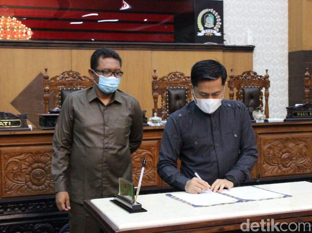 Bupati Anas Purna Tugas 17 Februari, DPRD Banyuwangi akan Surati Pemprov Jatim