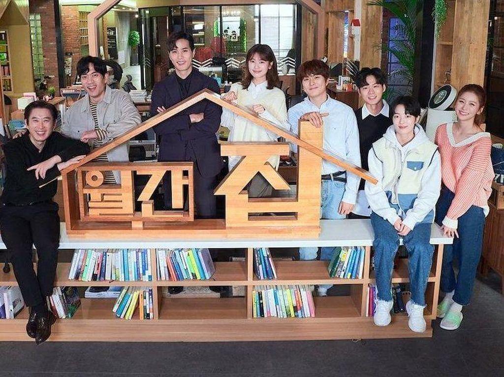 4 Fakta Drama Korea Monthly House, Diperankan Jung So Min dan Kim Ji Suk