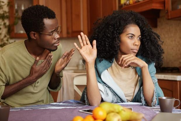 Memaafkan seseorang tidak hanya menghilangkan perasaan negatif tetapi membiarkan diri sendiri pulih.