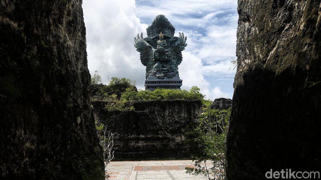 2 Hari Lagi GWK Bali Bakal Ditutup