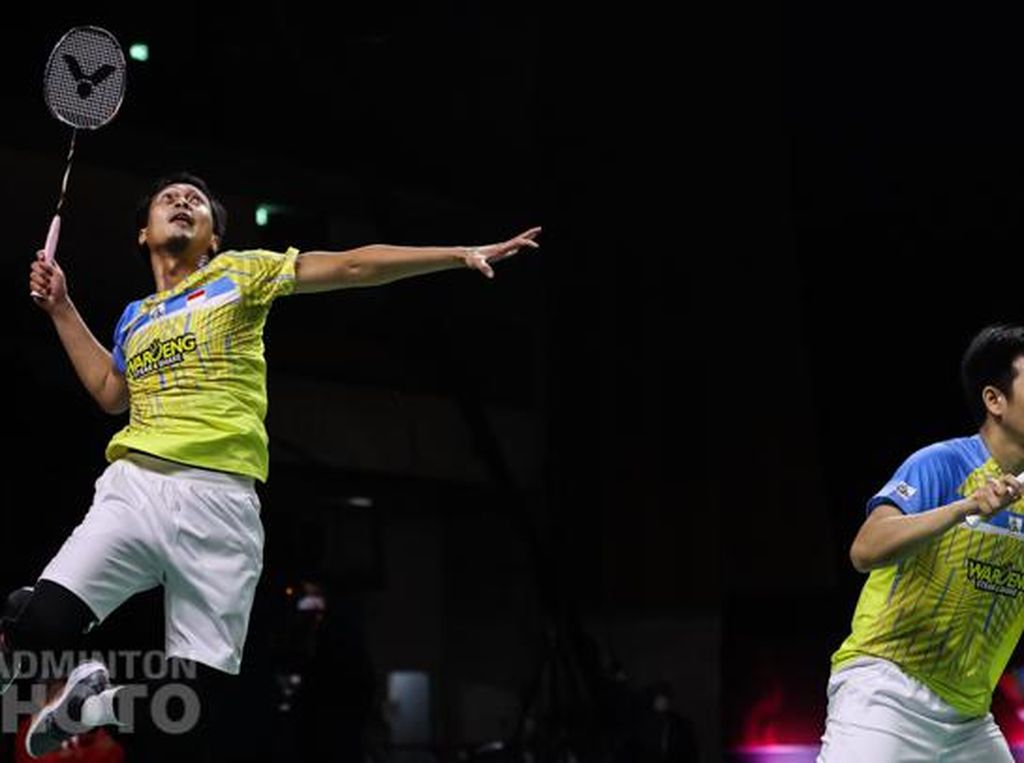BWF World Tour Finals: Hendra/Ahsan Maju ke Final