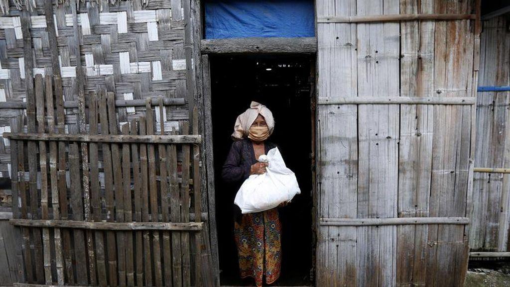Kala Jurnalis Peduli Warga Terdampak Pandemi di Pulau Panjang