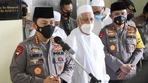 Potret Kapolri Jenderal Listyo Sigit Silaturahmi ke DPP Rabithah Alawiyah