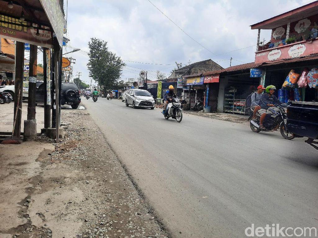 Sempat Rusak, Jalan Karya Jaya Medan Kini Sudah Diperbaiki