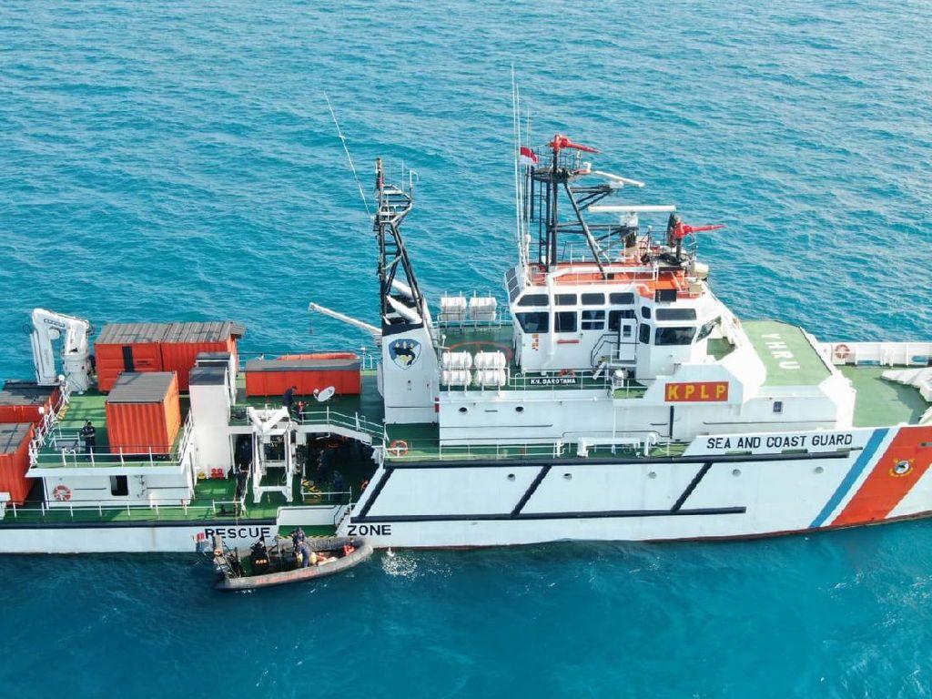 HUT Ke-48, KPLP Dinilai Jadi Organisasi Tertua Penjaga Laut RI