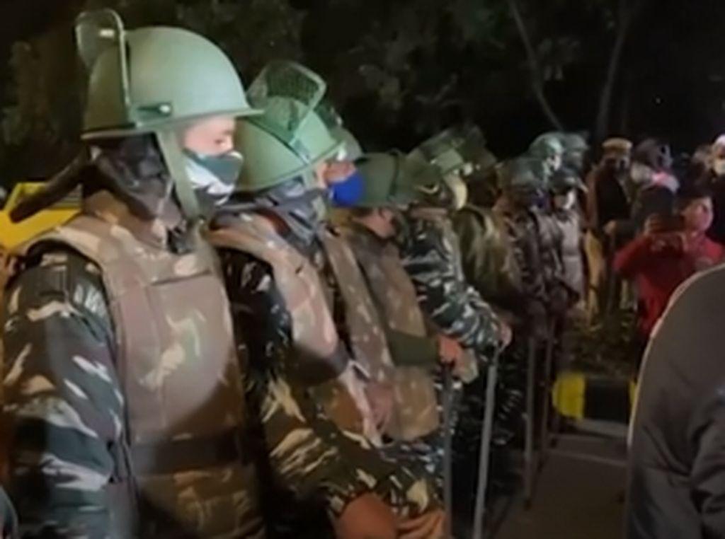 Bom Meledak di Dekat Kedubes Israel di India
