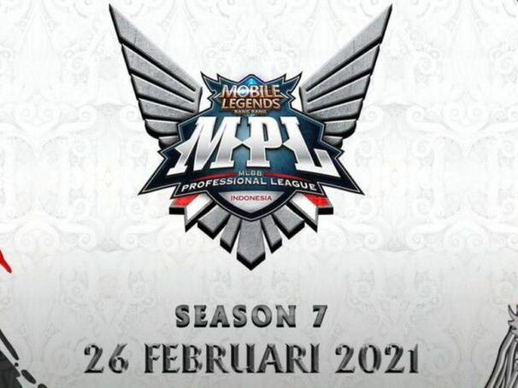 Jadwal MPL ID Season 7:  Dimulai 26 Februari