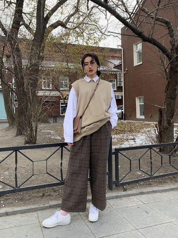 Gaya fashion anak sekolahan