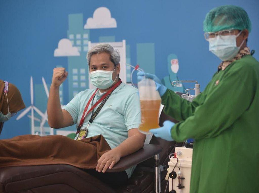 Kisah Pekerja Pertamina Donorkan Plasma Konvalesen: Semoga Ini Ibadah