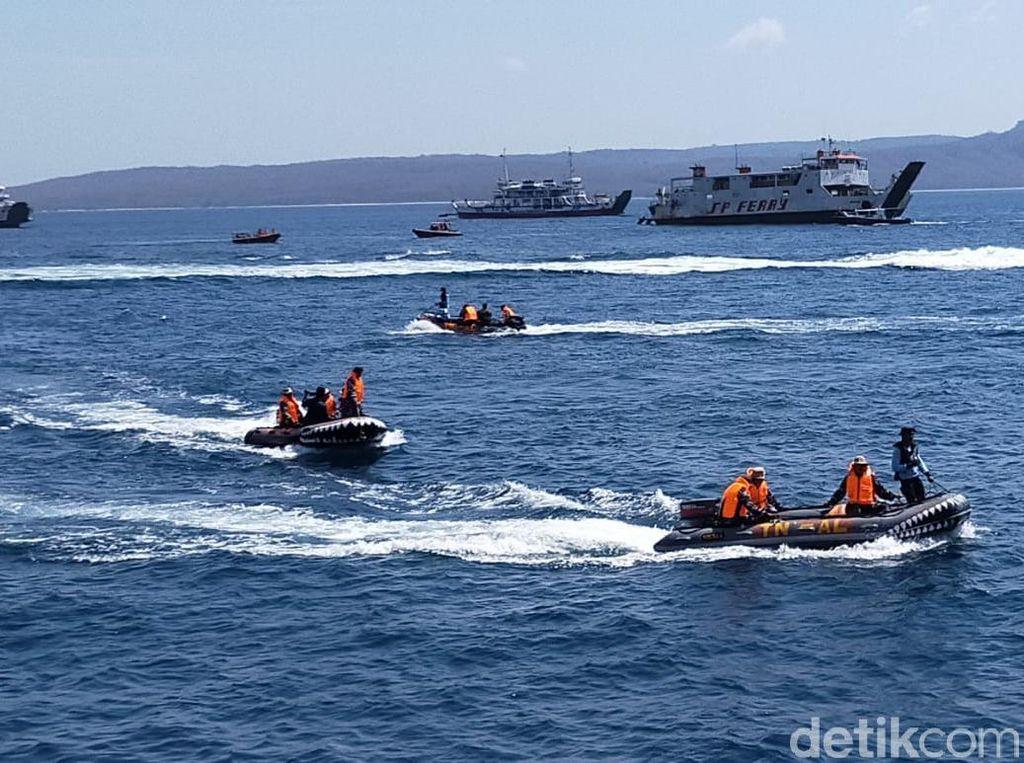 Diduga Tiang Layar Patah, Seorang Nelayan Hilang di Pulau Tabuhan Banyuwangi
