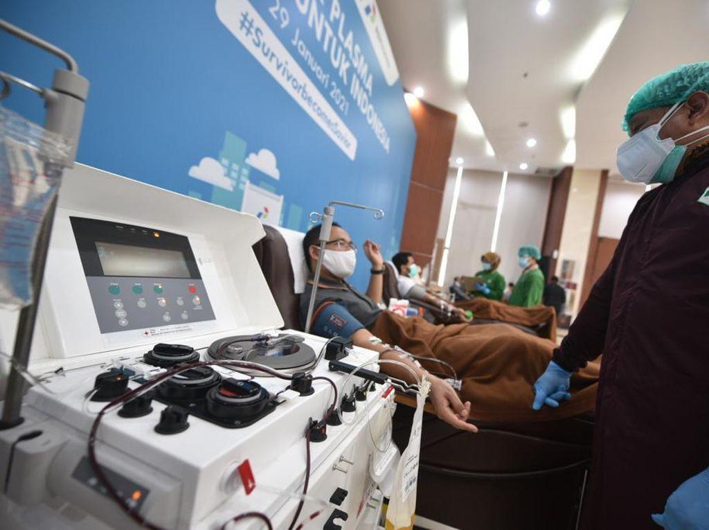 From Survivor to Savior, Donor Plasma dari Pertamina untuk Indonesia