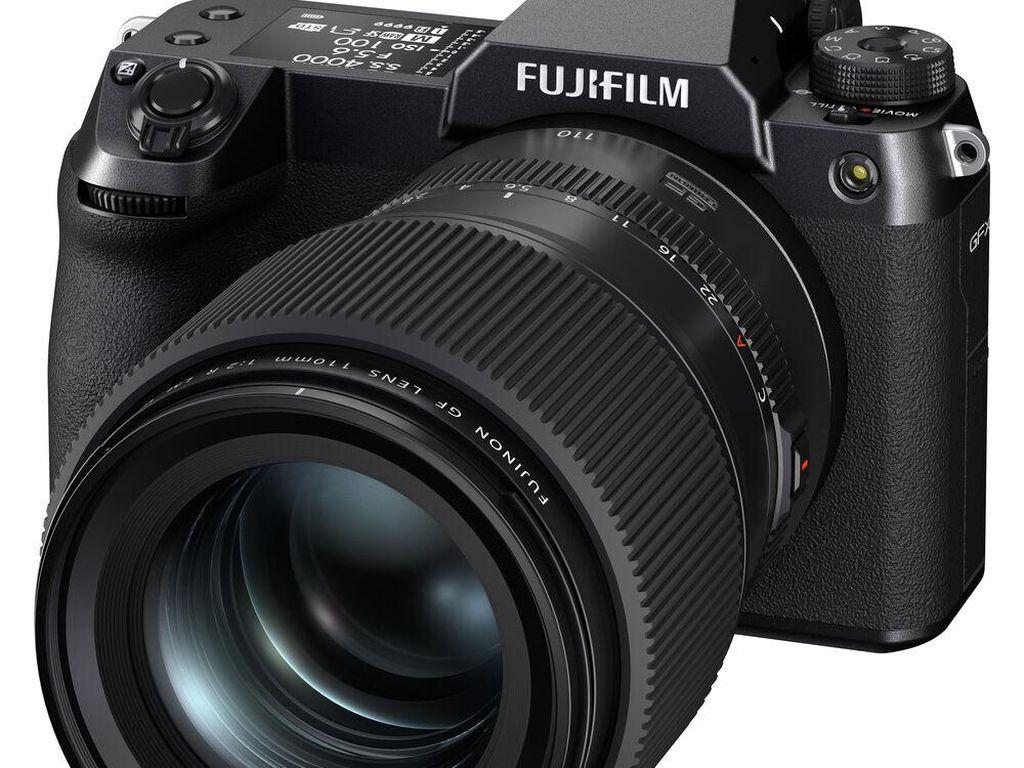 Fujifilm GFX100S,  Kamera Mirrorless Harga Terjangkau