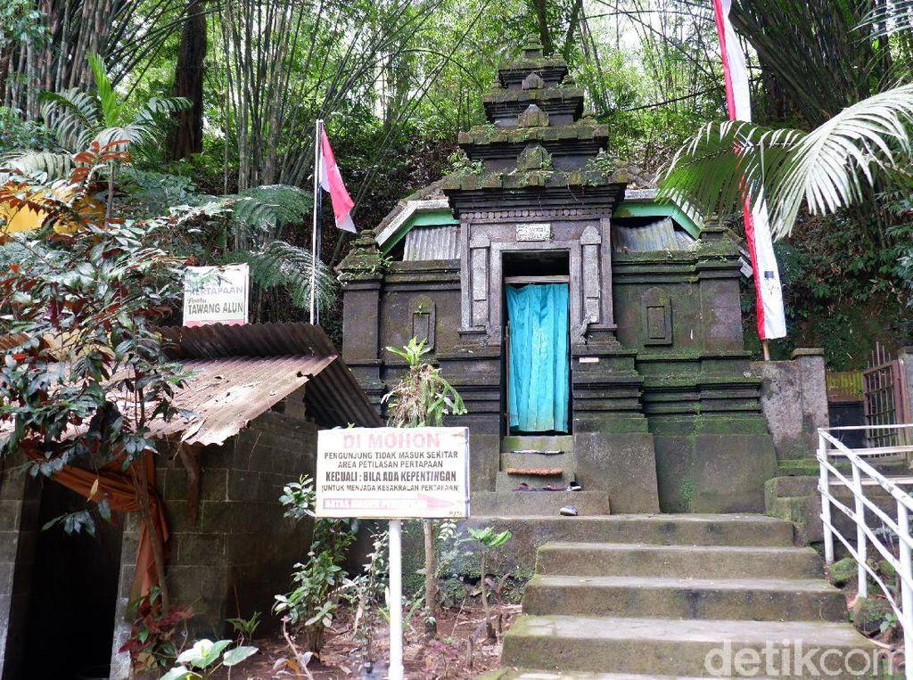 Rowo Bayu Lokasi Peristirahatan Prabu Tawang Alun yang Diselimuti Cerita Horor