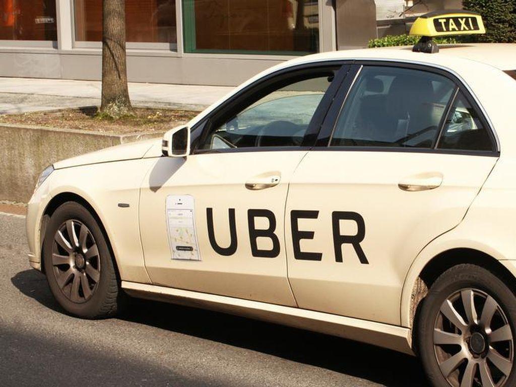 Ngenes! Uber Rugi Rp 95 Triliun di 2020