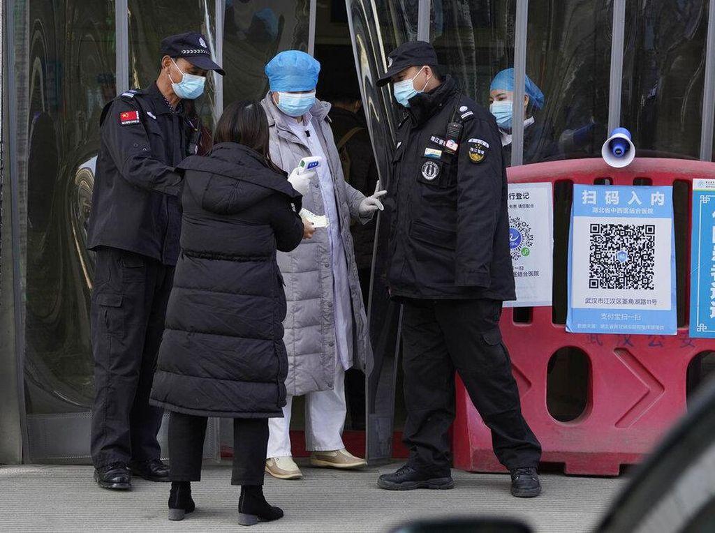 AS Tetap Yakin Asal Usul COVID-19 Bocor dari Laboratorium Wuhan