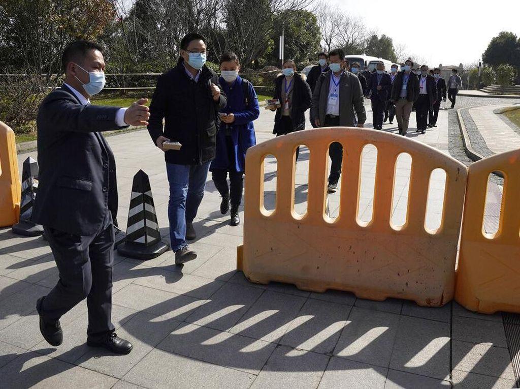 Permintaan AS ke WHO: Tim Riset Asal Usul Corona Balik Lagi ke Wuhan