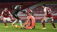 Arsenal Vs MU: Setan Merah Bikin Roy Keane Garuk-garuk Kepala