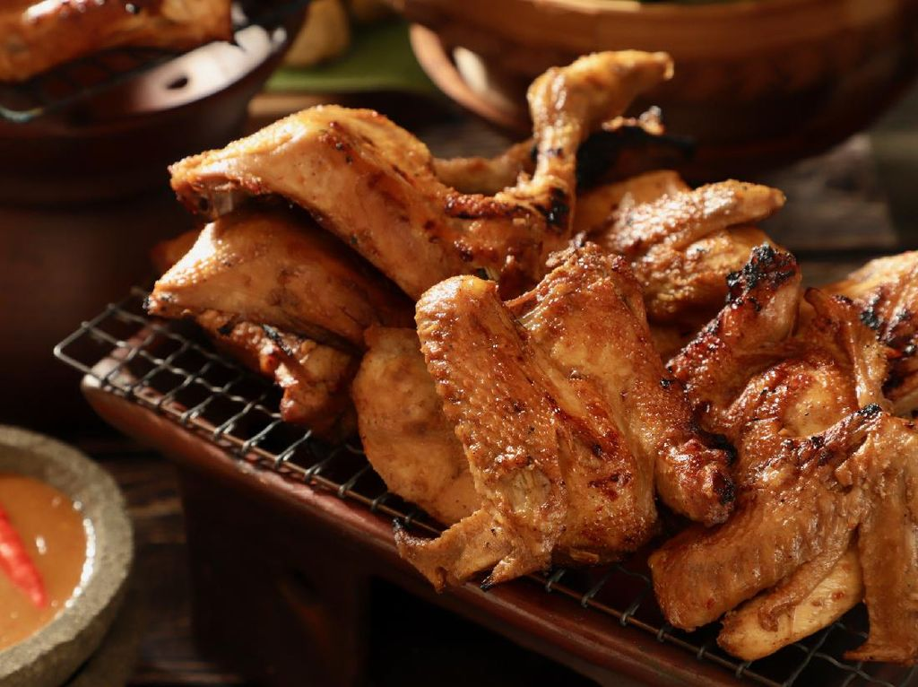Resep Ayam Bakar Pedas Manis yang Mantap Enaknya