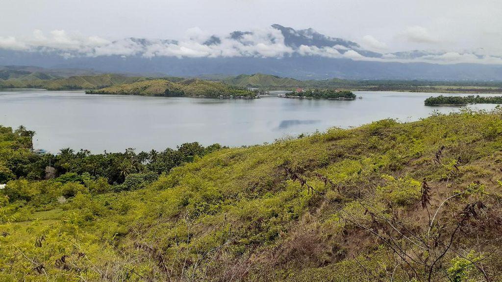 Foto: Di Bukit Cantik Ini, Manusia Prasejarah Pernah Hidup di Papua