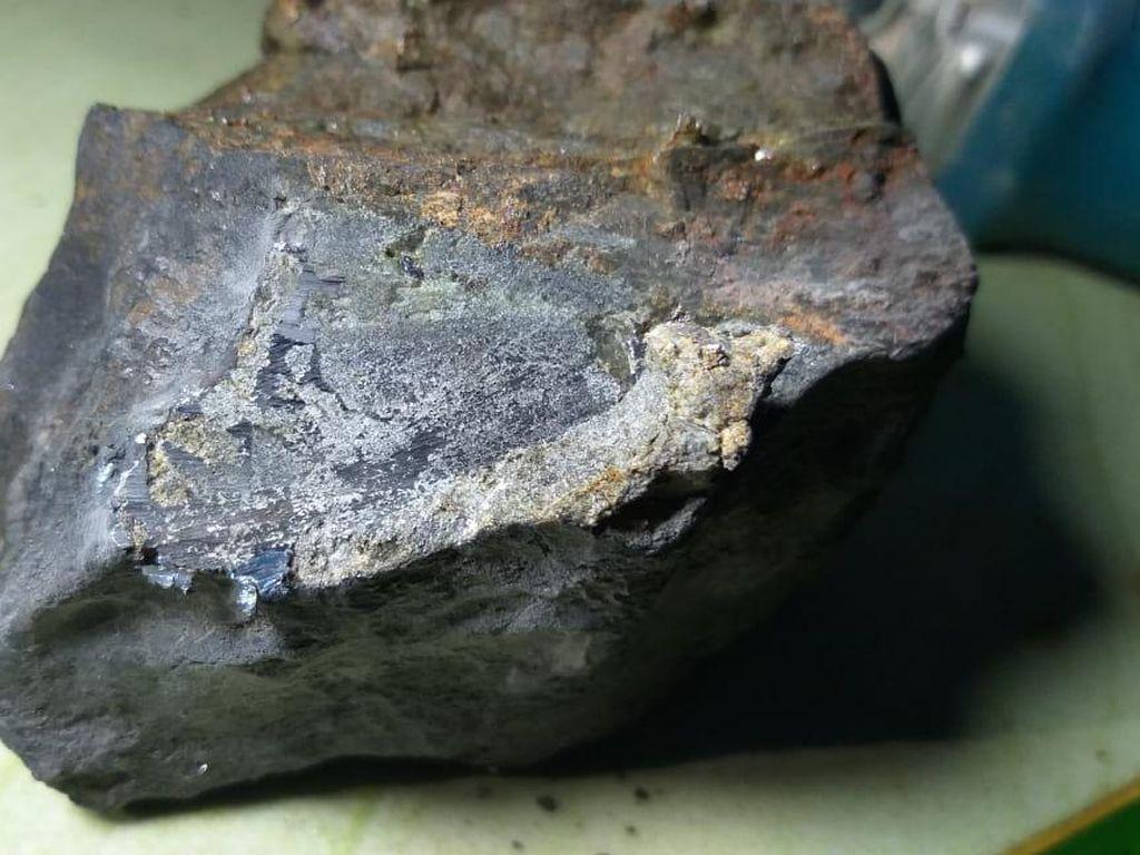 Lapan Tanggapi Klaim ITERA: Meteorit Kecil Tak Timbulkan Dentuman
