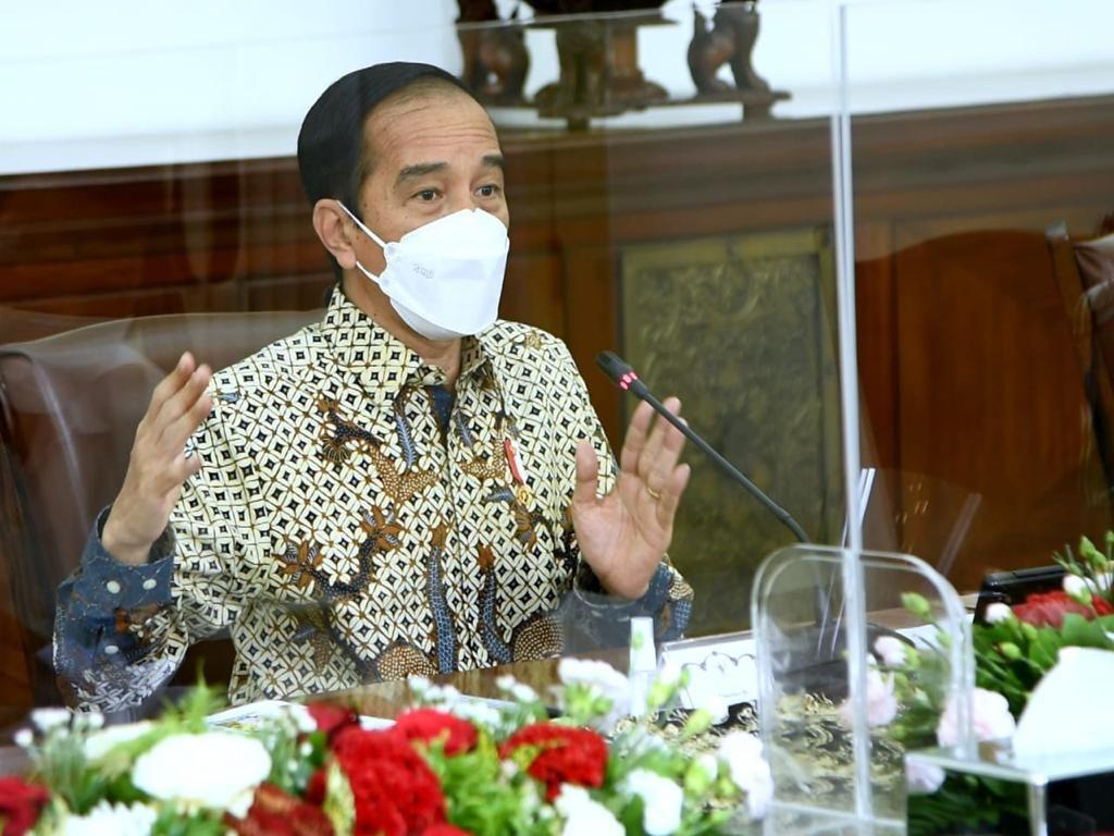 Jokowi Sebut PPKM Tak Efektif, Ini Laporan Satgas COVID-19