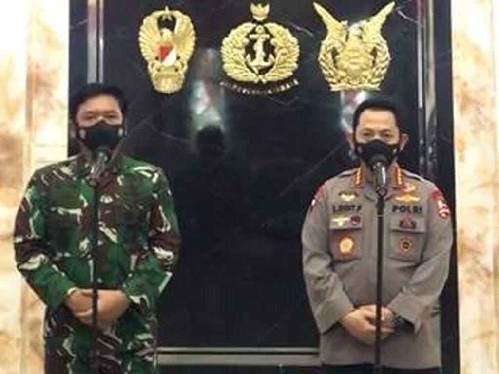 Kapolri Temui Panglima TNI: Silaturahmi Perkuat Sinergitas