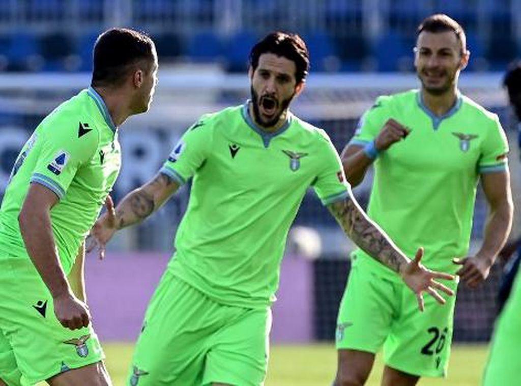 Atalanta Vs Lazio: Ciro Immobile dkk Menang 3-1