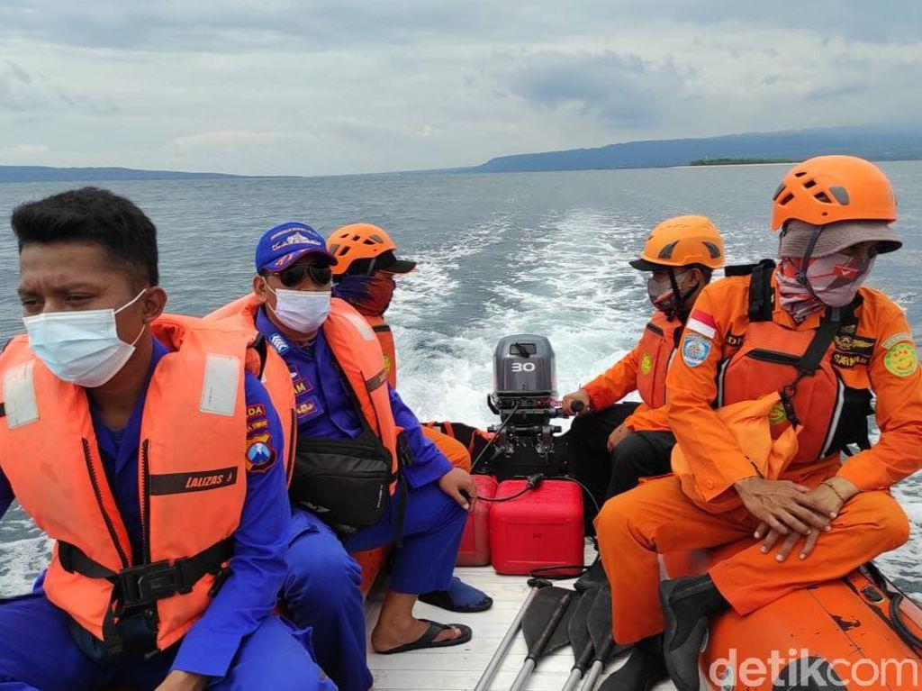 Nelayan di Banyuwangi yang Hilang Bersama Perahunya Ditemukan Selamat
