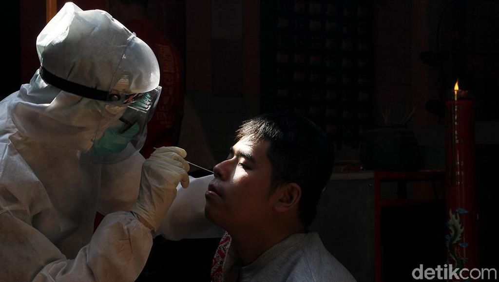 Penerapan Prokes di Klenteng Tien Kok Sie Diperketat Jelang Imlek