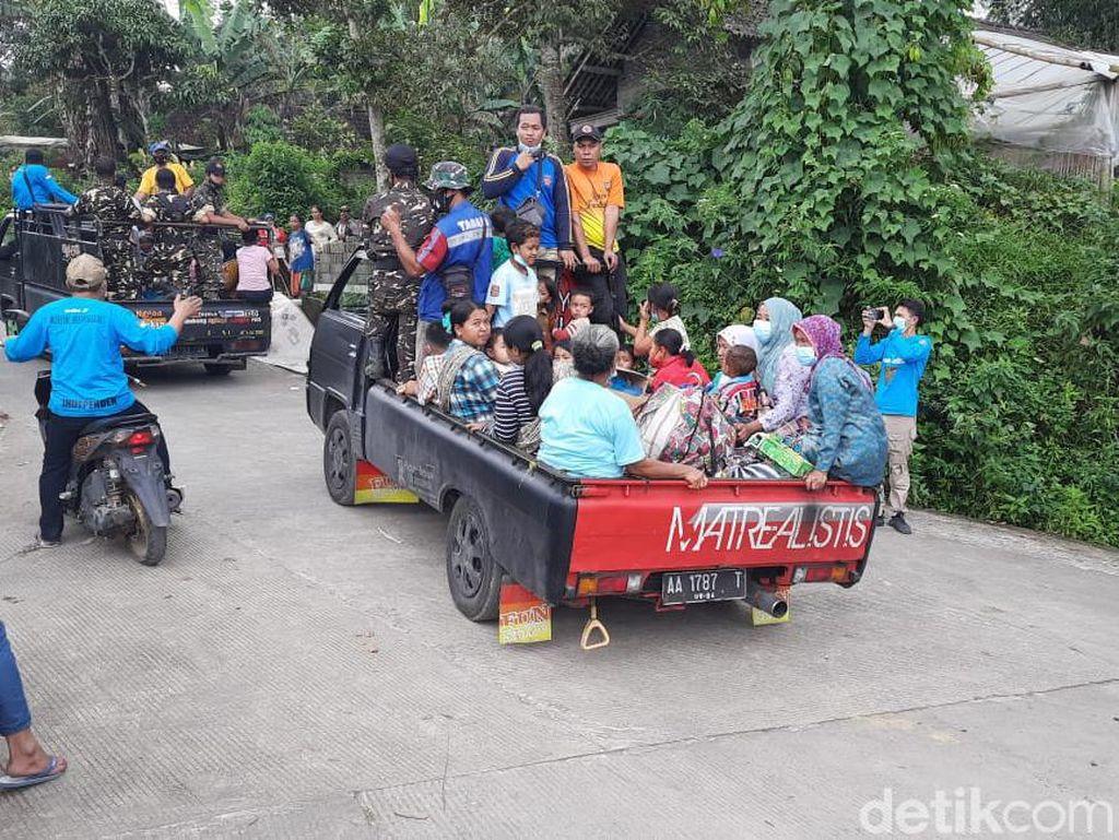 Erupsi Masih Mengancam, Pengungsi Merapi di Boyolali Justru Pilih Pulang