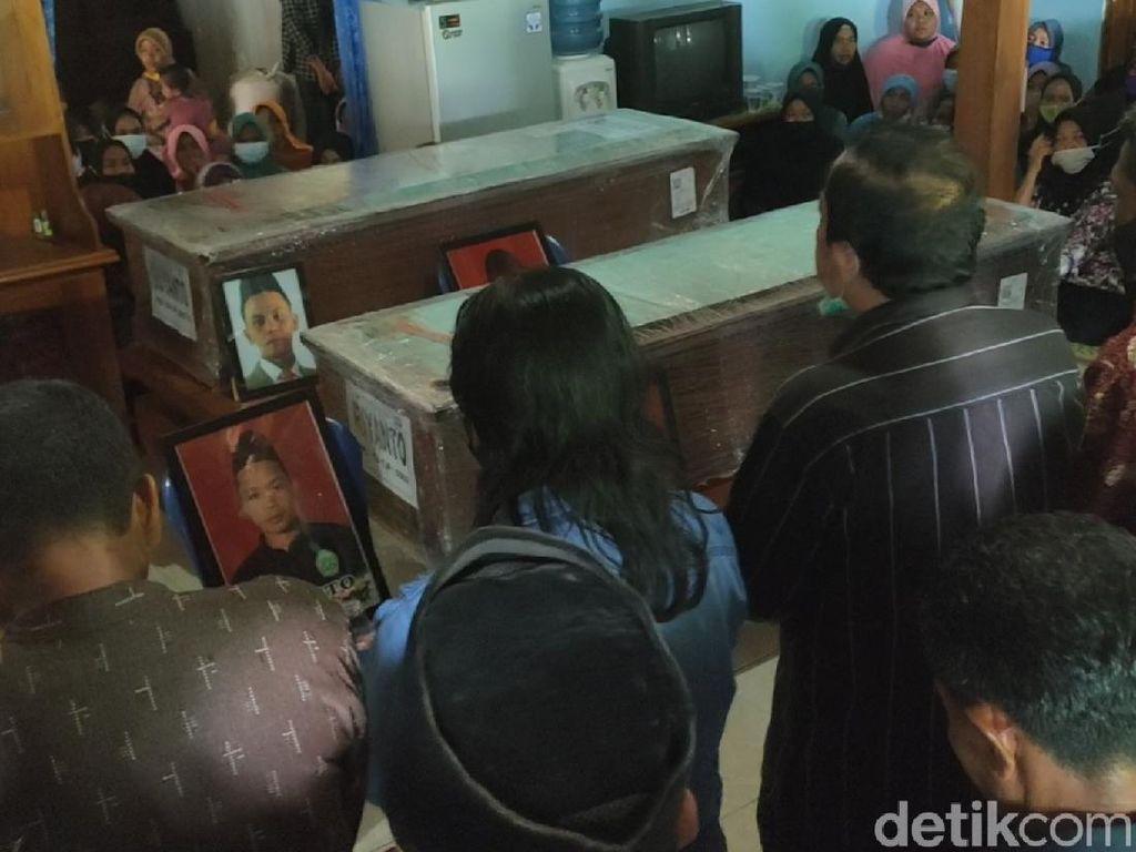 Kakak Beradik Korban Sriwijaya Air SJ182 Dimakamkan Berdampingan di Sragen
