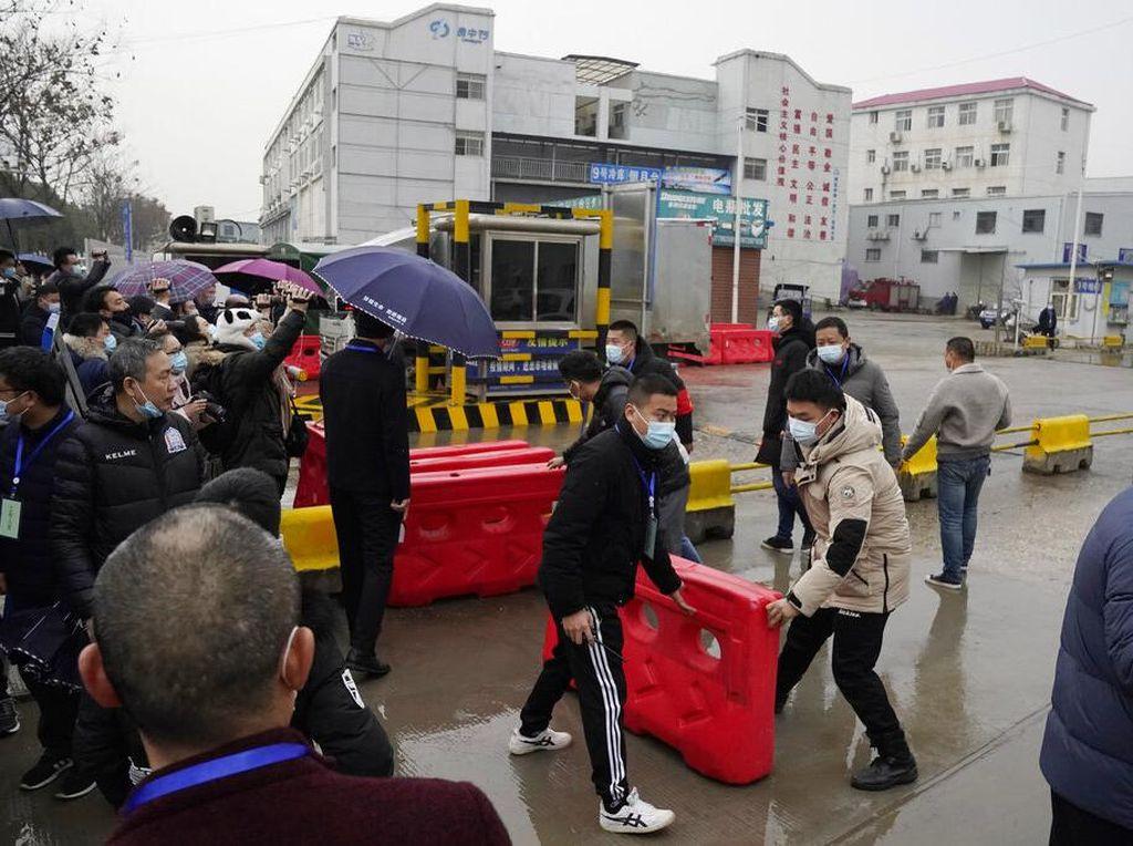 Situasi COVID-19 di China, Dibuat Repot Urus Corona Varian Delta