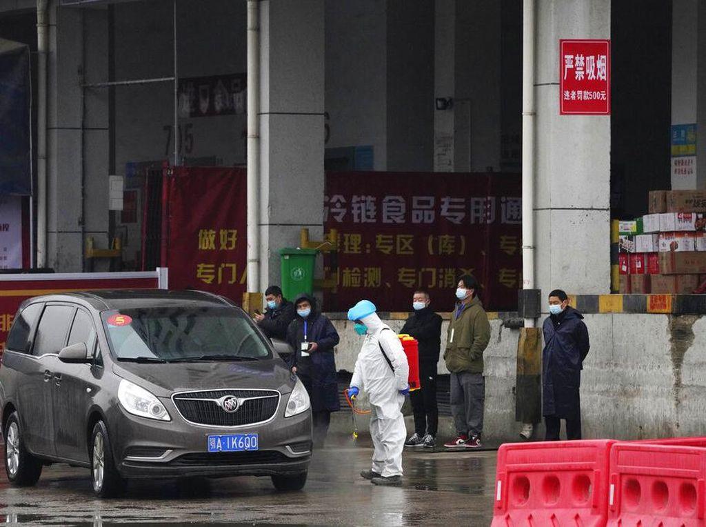 AS Curiga Laporan WHO Soal Asal-usul COVID-19, Minta China Serahkan Data