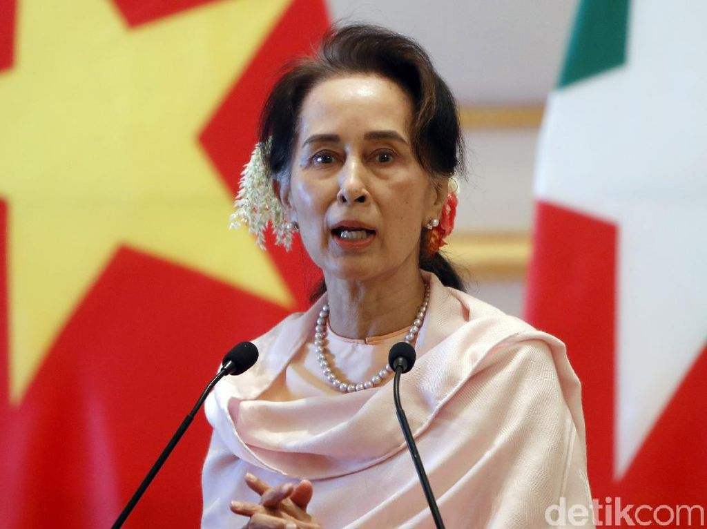 Myanmar Bergejolak Usai Aung San Suu Kyi Ditahan, Apa Dampaknya ke RI?