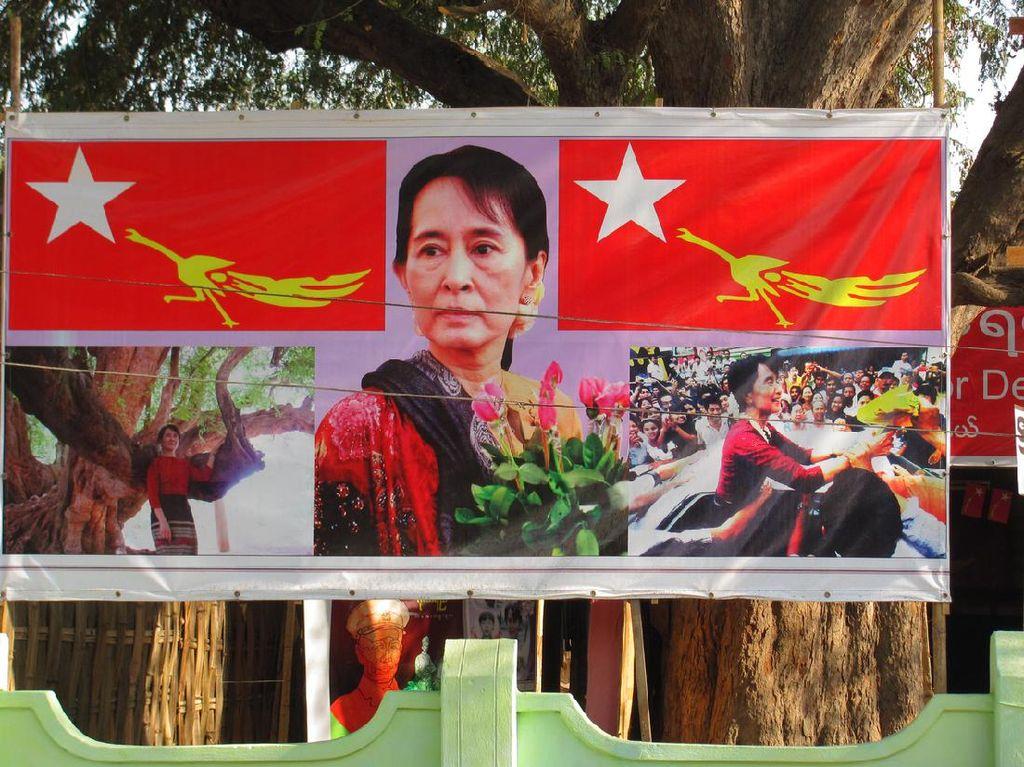 Kudeta Militer, Warga Myanmar Minta Tolong di Twitter