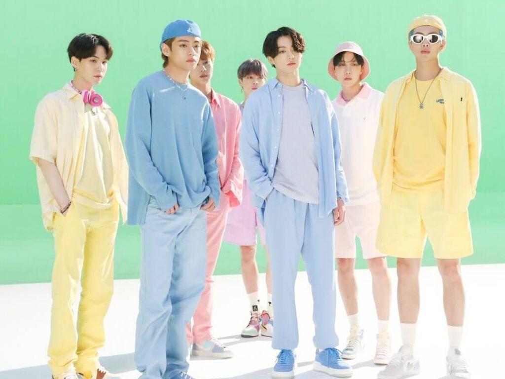 Dilelang, Kostum BTS di Video Klip Dynamite Terjual Rp 2,2 Miliar