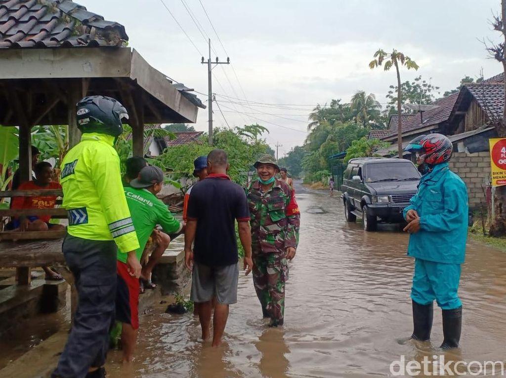 Banjir di Banyuwangi Rendam Ratusan Hektare Sawah dan Rumah Warga