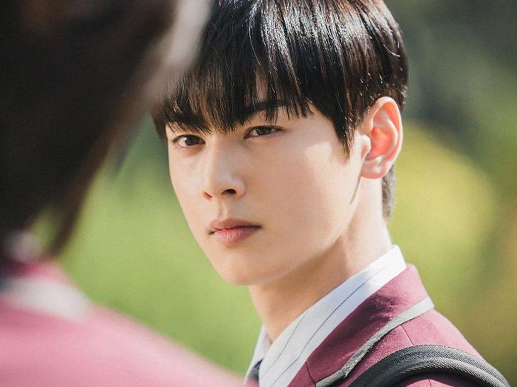 Cha Eun Woo Menangis Saat Bicara Ingin Menikah, Ini Curhatannya