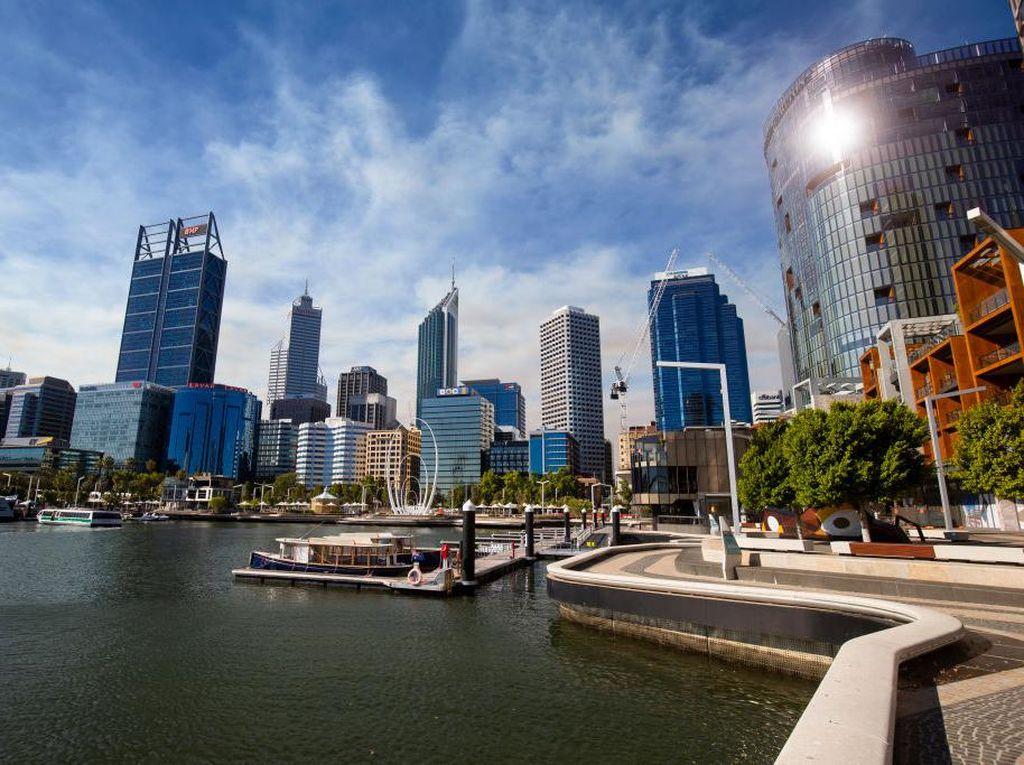 Gegara Satu Orang Positif COVID-19, Perth Langsung Lockdown
