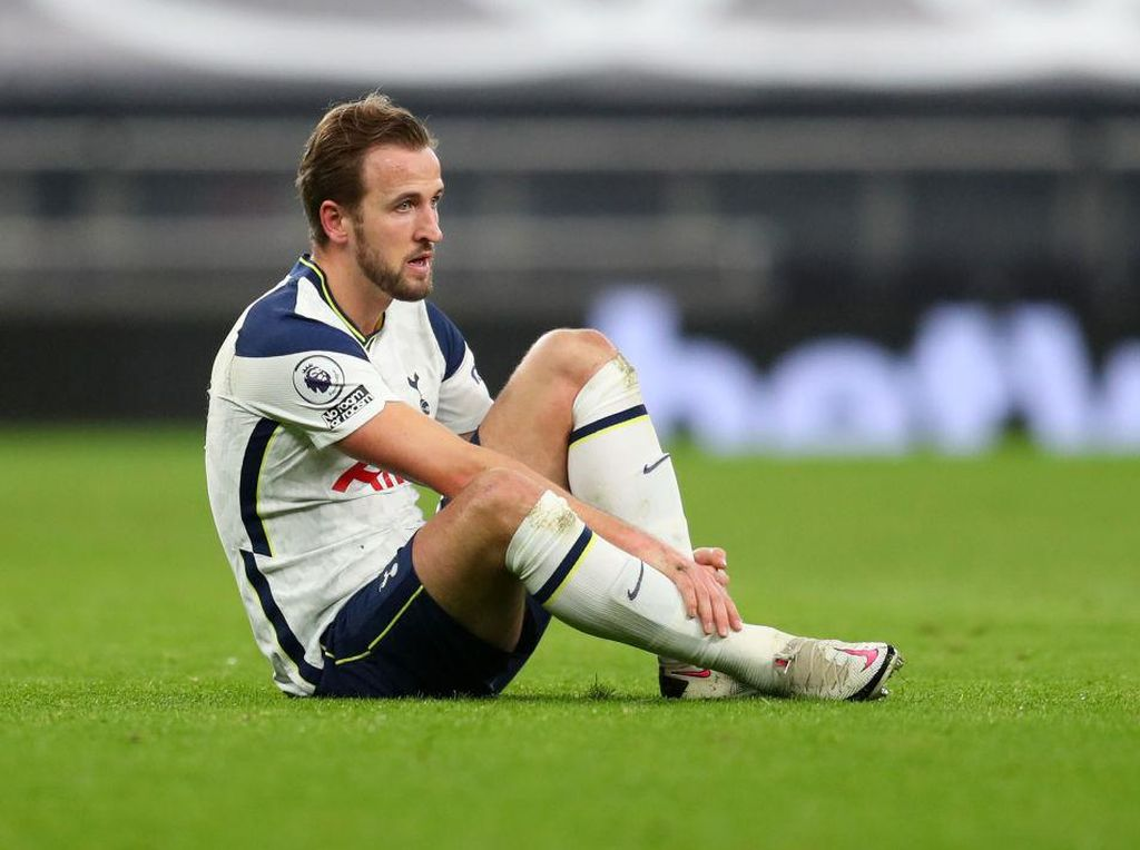 Saran Wenger, Kane Sabar-sabar Saja di Tottenham