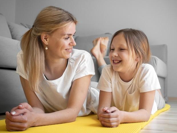 Bina hubungan yang lebih terbuka dengan anak.