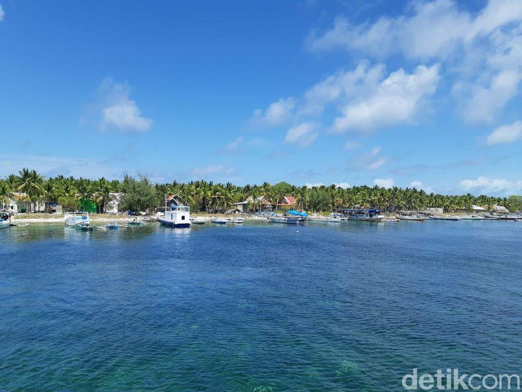 Sekdes Teken Jual Beli Pulau Lantigiang Diperiksa Polisi, Ini Pengakuannya