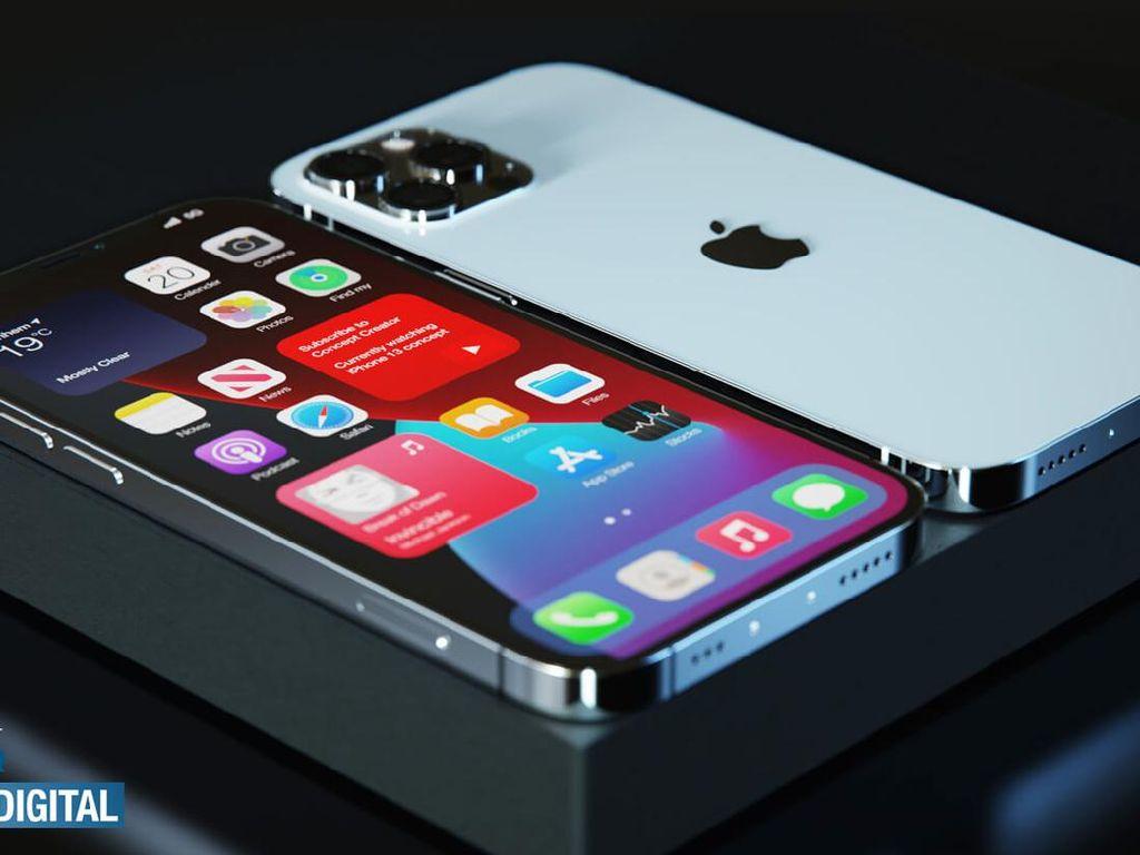 Inikah Wujud iPhone 12S Pro, Apple?