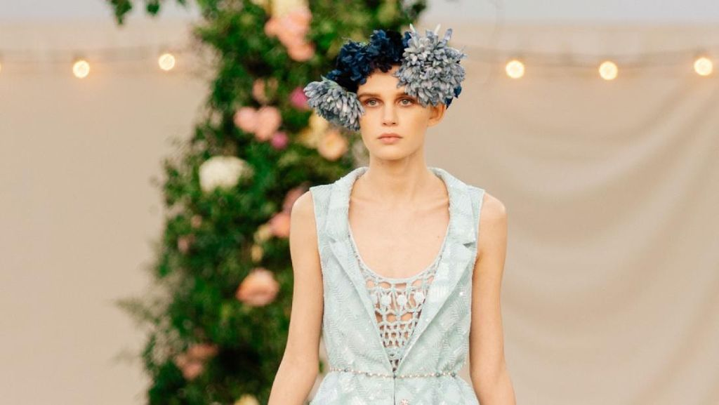 10 Koleksi Chanel Couture Spring/Summer 2021, Bertema Pesta Pernikahan