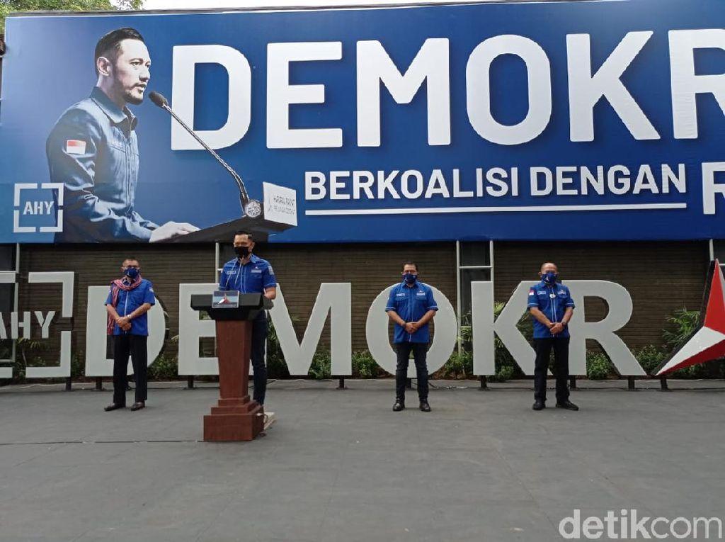 Heran Demokrat Saat Surat Klarifikasi Kudeta ke Jokowi Tanpa Balasan